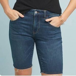 Pilcro by Anthropologie Mid-rise Slim shorts - 31